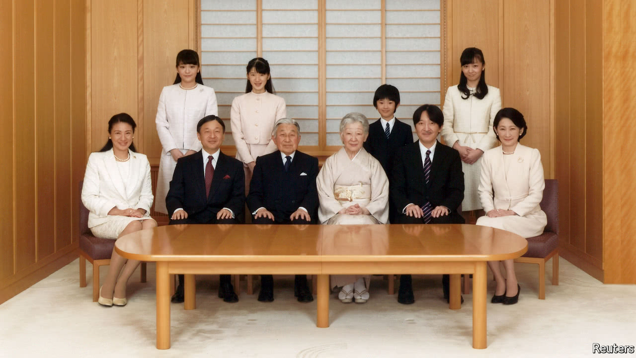Succession planning: Lessons to learn from the Japanese monarchy
