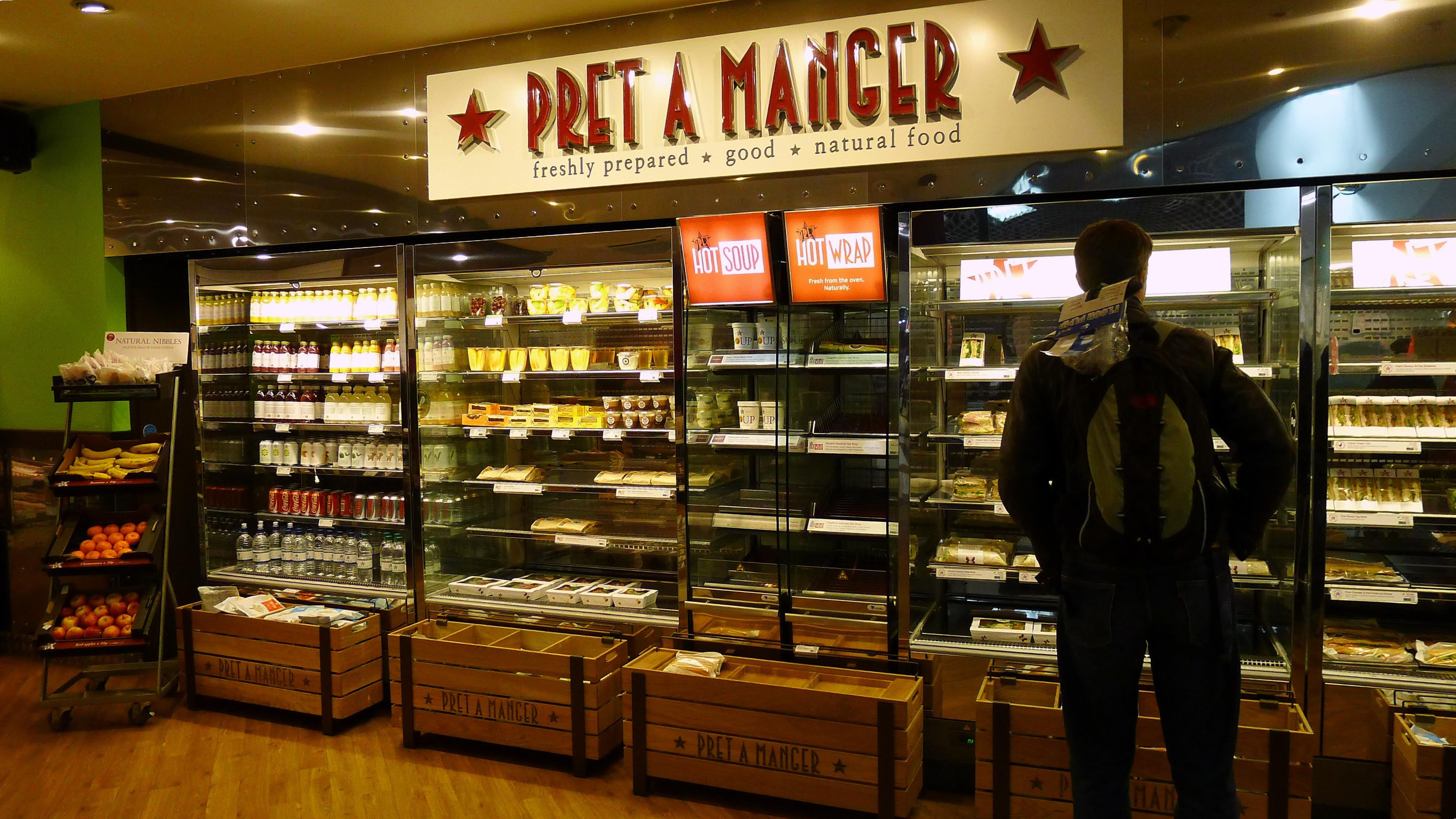 Pret acquires EAT to keep pace with consumer demand for vegetarian options