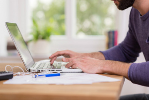 Check out these tips for working at home
