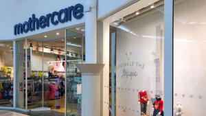 Mothercare pensions