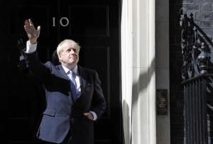 Boris victory