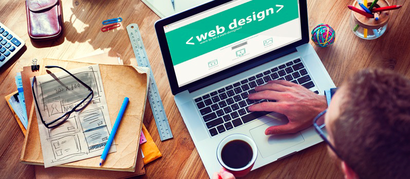 How to set up a business website