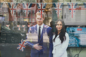 Harry and Meghan in business?