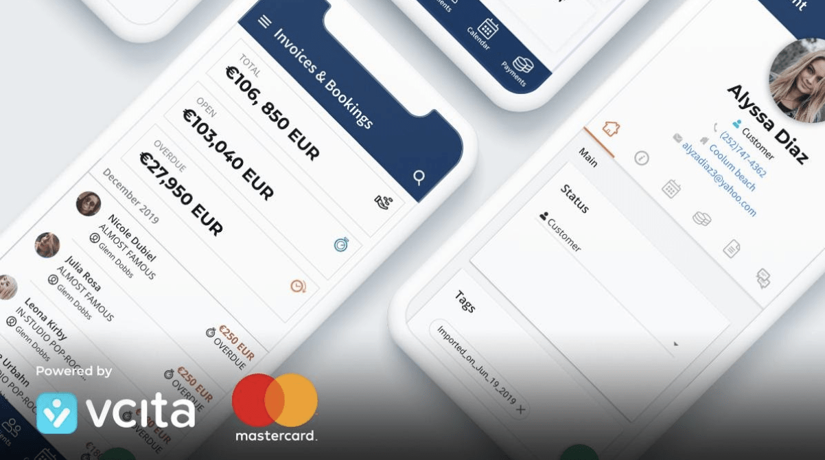 Business Unusual: vcita and Mastercard launch app for SMEs to go digital
