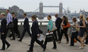 UK jobs plummet
