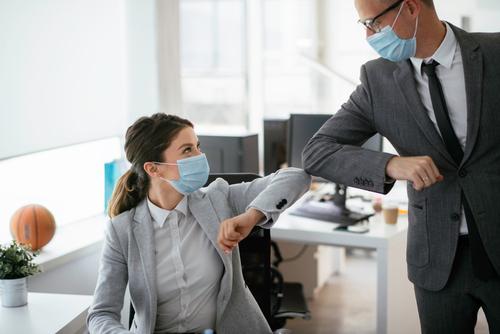 colleagues hygiene concerns