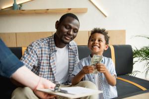 Teach children about wealth management, says RBC boss.