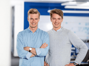 Holidu founders Michael and Johannes Siebers