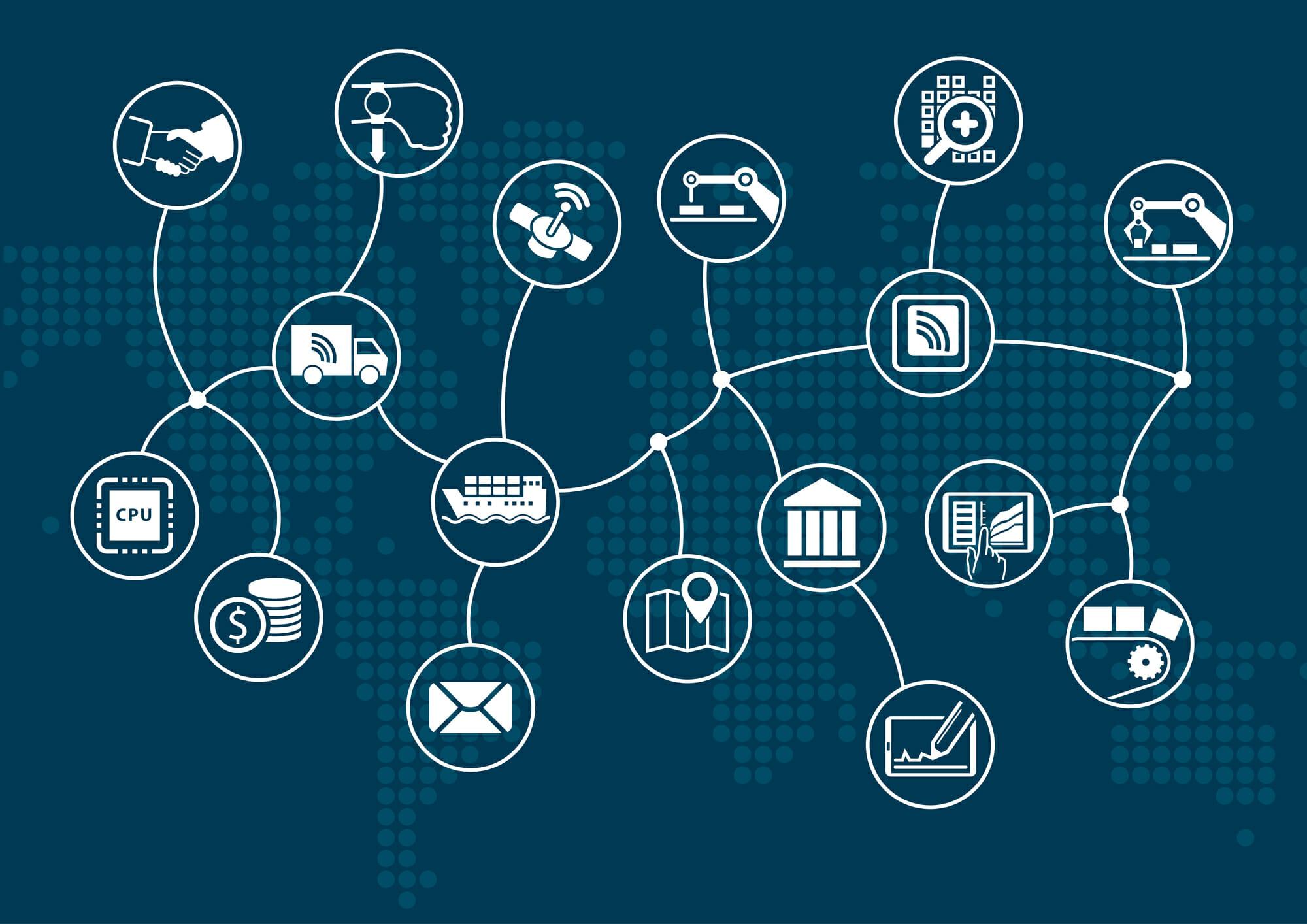 Beyond RFID: Using QR codes for supply chain optimisation