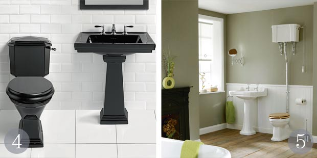 simply black collection from imperial bathrooms frontline bathrooms edwardian suite