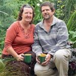 Barbara and Paul Blackburn