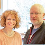 Jane and Paul Freedman
