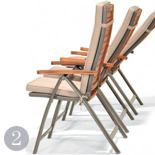 Sedgwick dining chairs