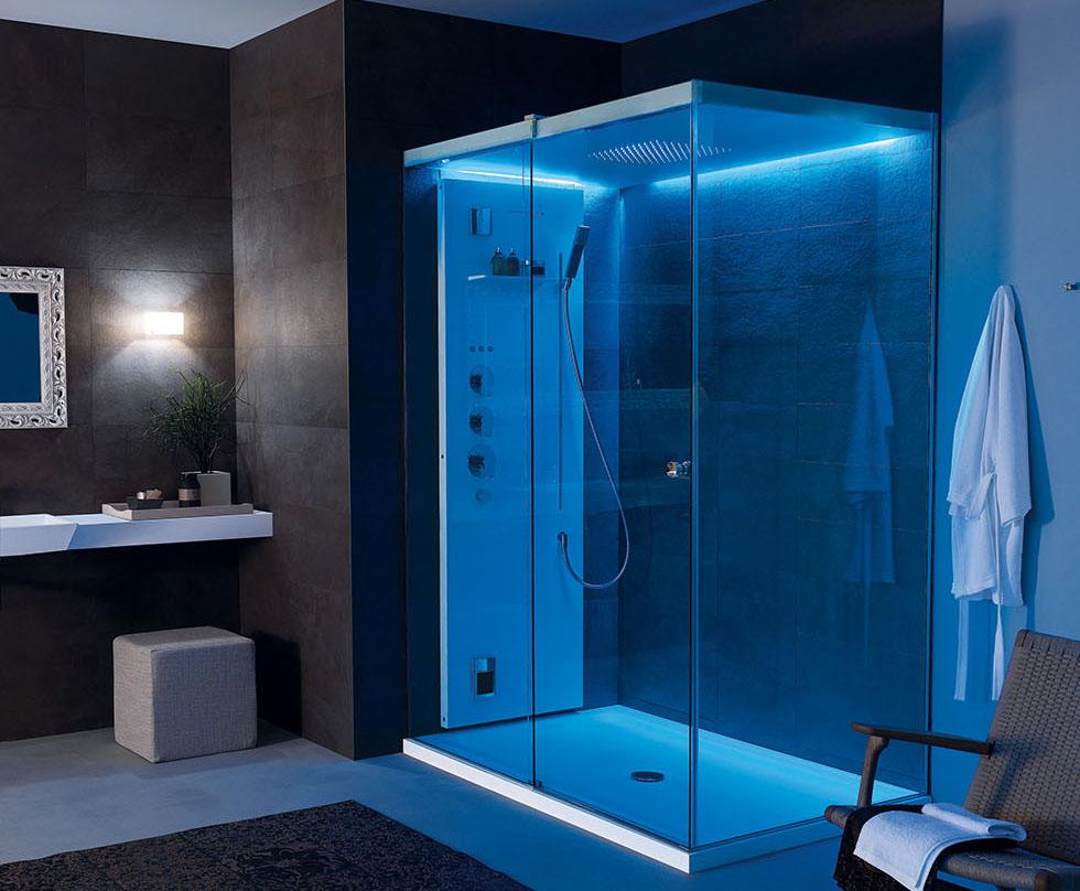 lighting for shower. teucosteamboxshower lighting for shower e