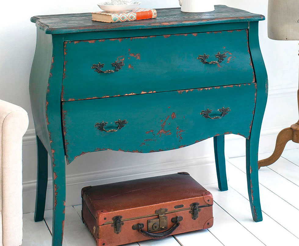 7_World Stores_Tremoy Chest of 2 Drawer in Teal