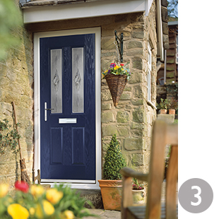 New looks for front doors  sc 1 st  Real Homes & New looks for front doors - Real Homes pezcame.com
