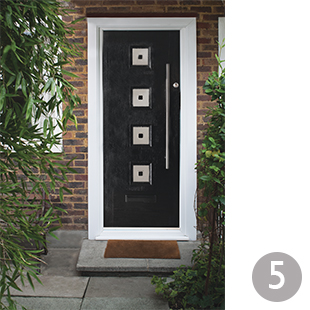 New Looks For Front Doors