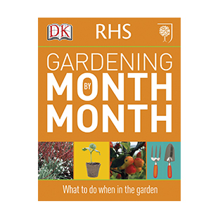 gardening, month, ian spencer, dorking kindersley, plan, ideas, guide, book, outdoor