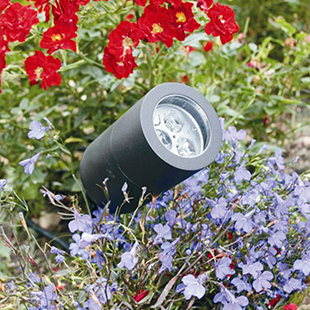 outdoor, spotlight, lighting gardens, spike, outdoor, garden, light