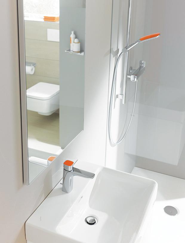 shower, over-bath, bathroom, cooke lewis, sillaro