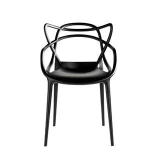 Kartell Masters chair black from Amara