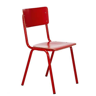 Suzy dining chair red from House by John Lewis