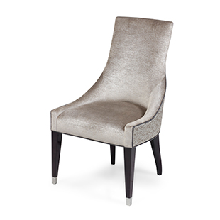 Claverton dining chair from Lux Deco