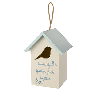 Bee Keeper's cottage plywood bird house from BHS