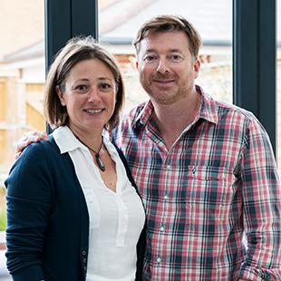 John Boon and Susanna Frediani