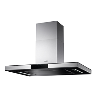 AEG designer cooker hood the Puzzle Island X99484MD1