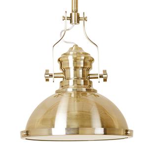 bronze french pendant lamp