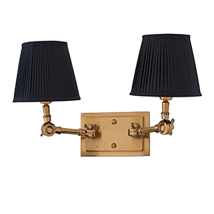 Eichholtz Wentworth double lamp from Occa Home