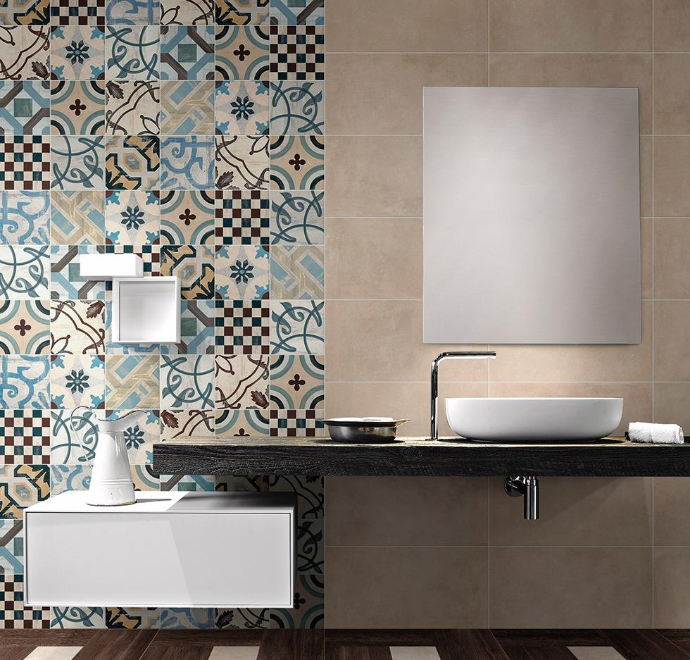 Retro tile range from Surface