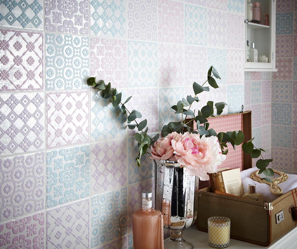 La Dolce Vita tiles from Topps Tiles