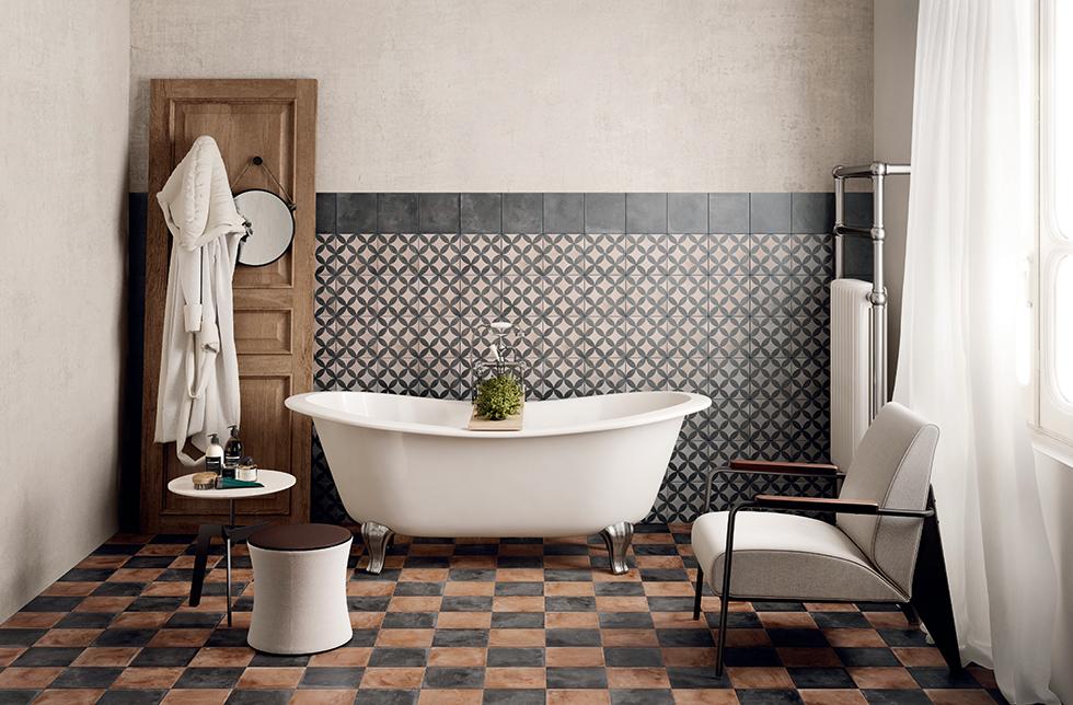 Casablanca tiles from Mandarin Stone