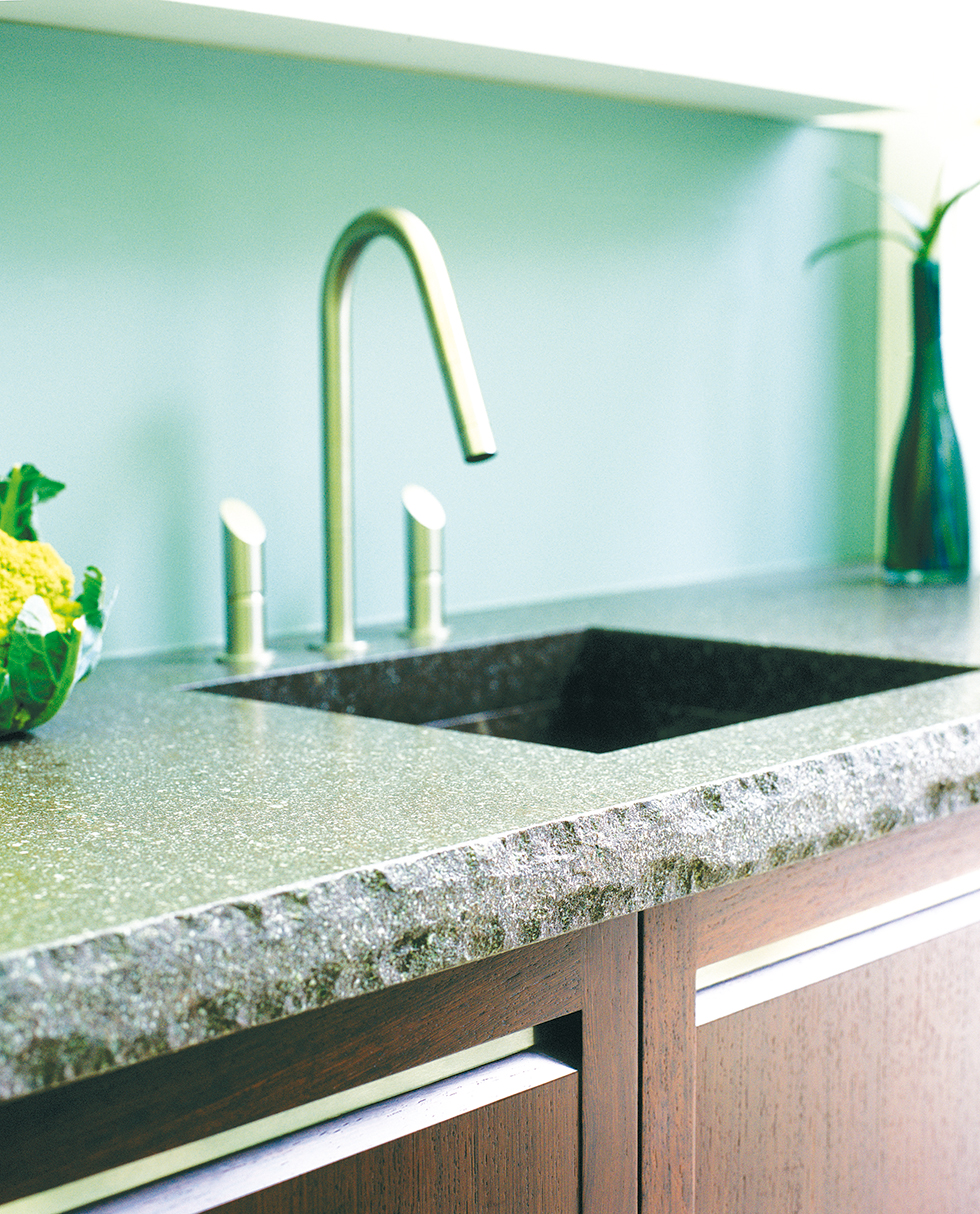 Granite worktop from Stone Age