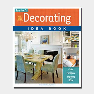 Decorating idea book cover