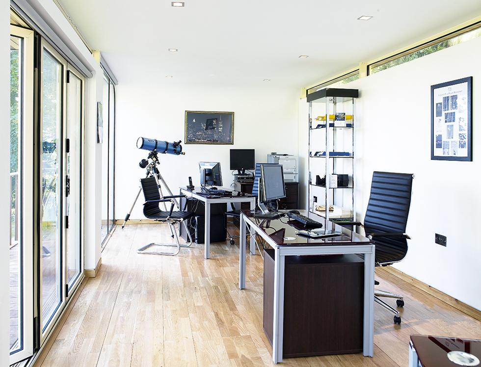 Modular Garden Studio from Atelier Garden Studios