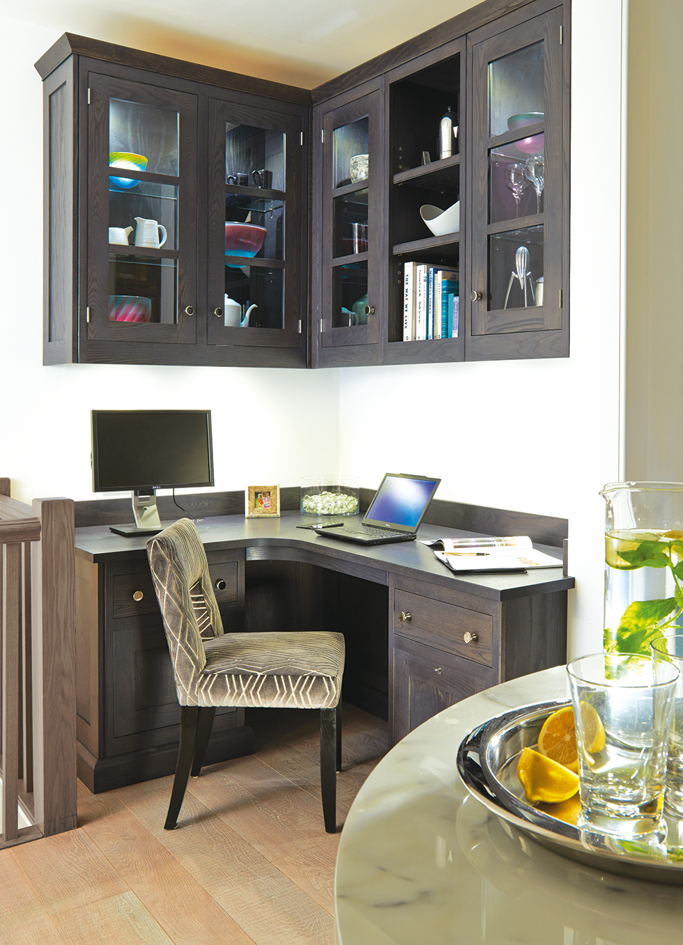 Home office from Mark Wilkinson Furniture