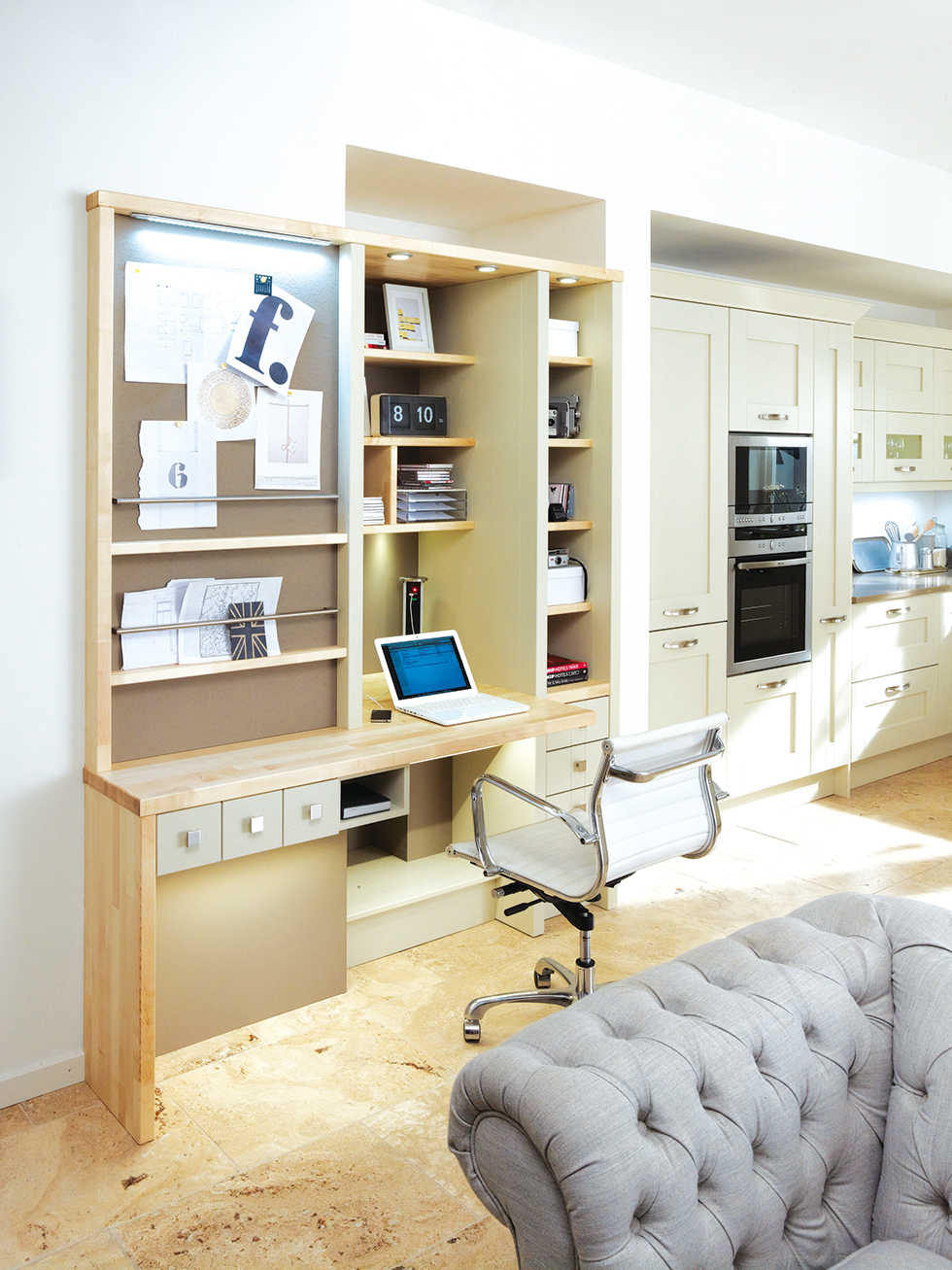 Milbourne cabinetry from Second Nature
