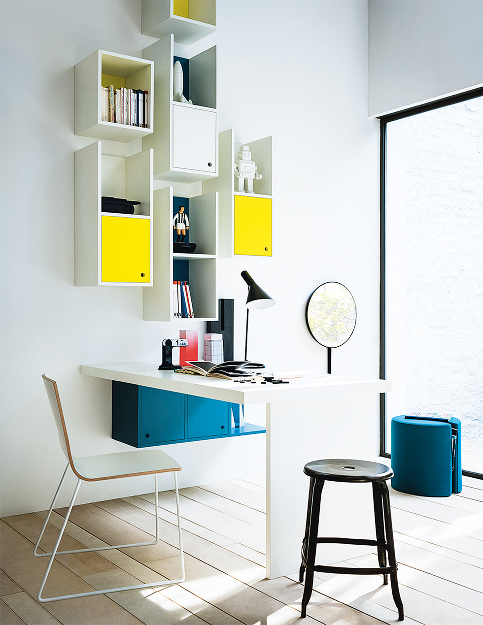 Nidi Design home office from Nubie