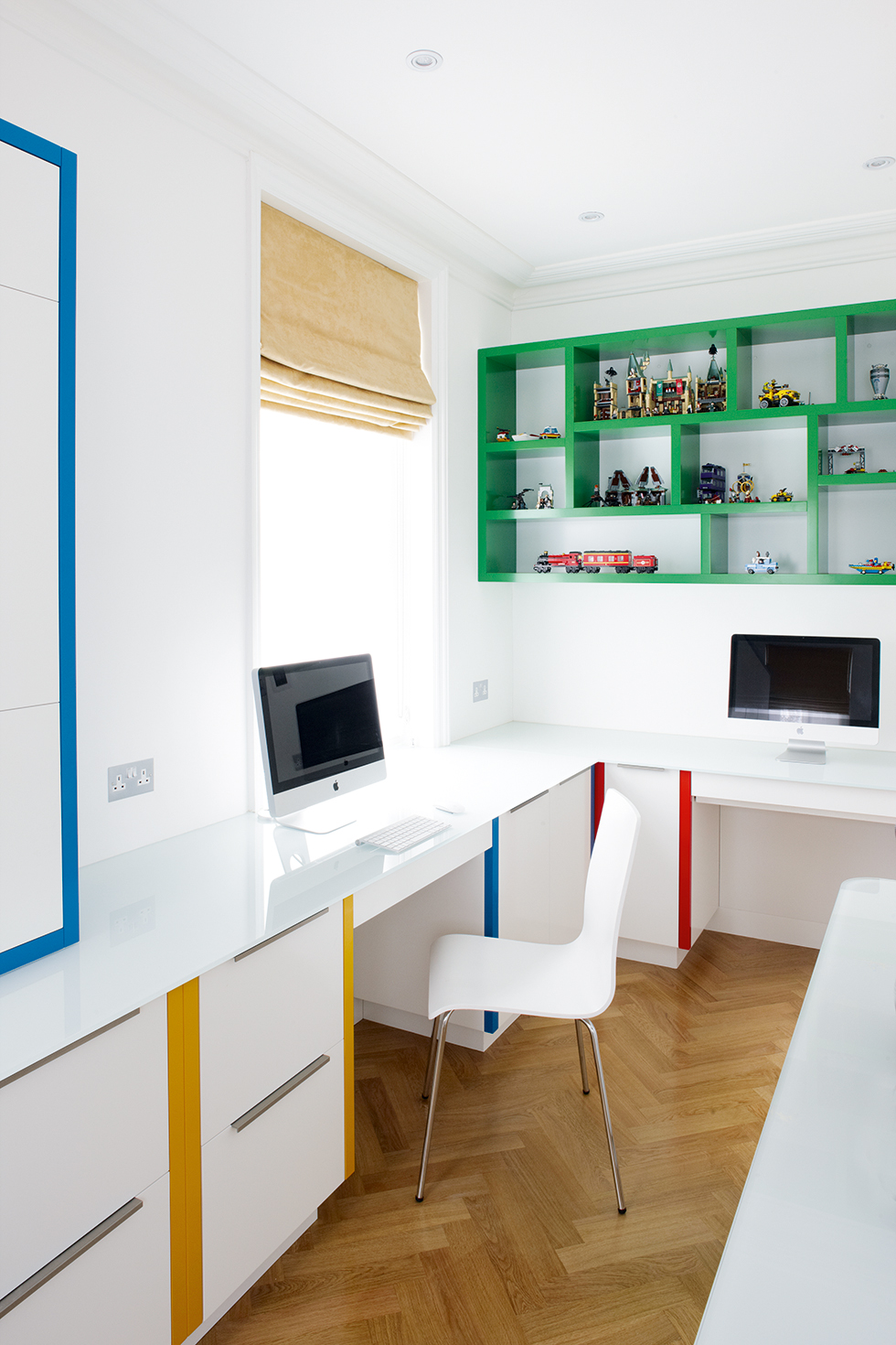 Bespoke study furniture from Chamber Furniture