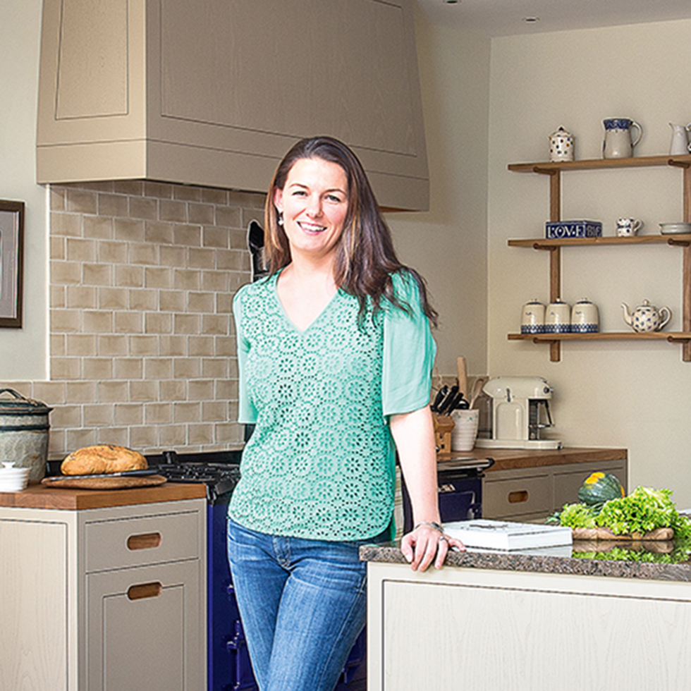 Nicola Legget, kitchen owner