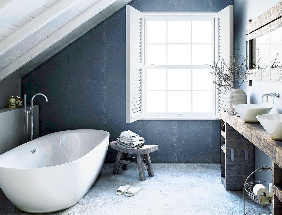loft conversion bathroom ideas - Loft conversion ideas Real Homes