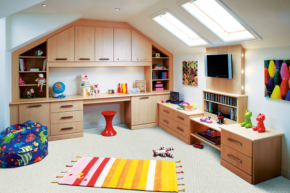 Loft Conversion Ideas Real Homes