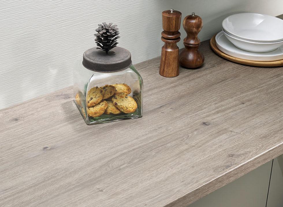 5. Bushboard's Omega Tobacco Oak worksurface with Blanc Megeve splashback LS hi res