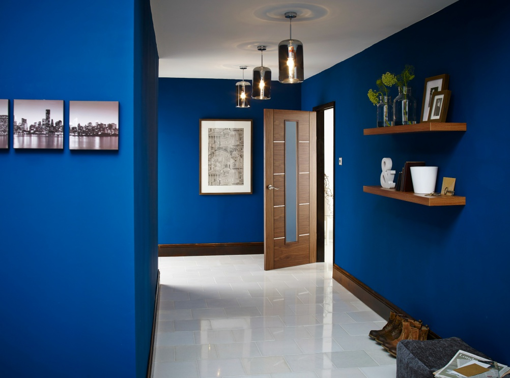 B&Q-Colours-Contemporary-Hallway