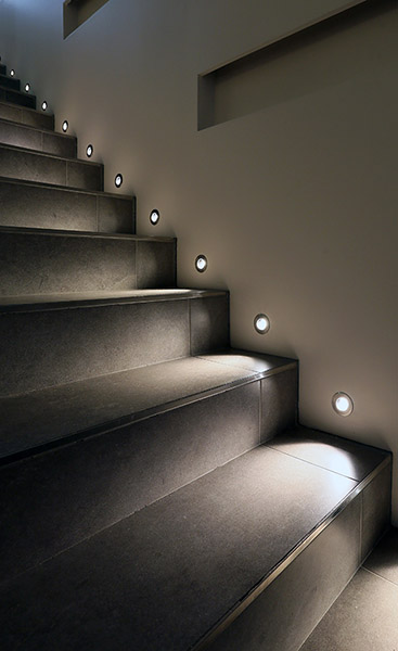 staircase lighting. on stairs spotlights staircase lighting m