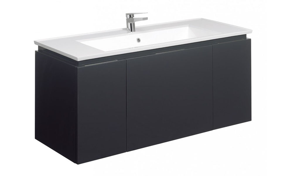 Bauhaus-linea-square-graphite-unit-£905-linea-square-basin-£435