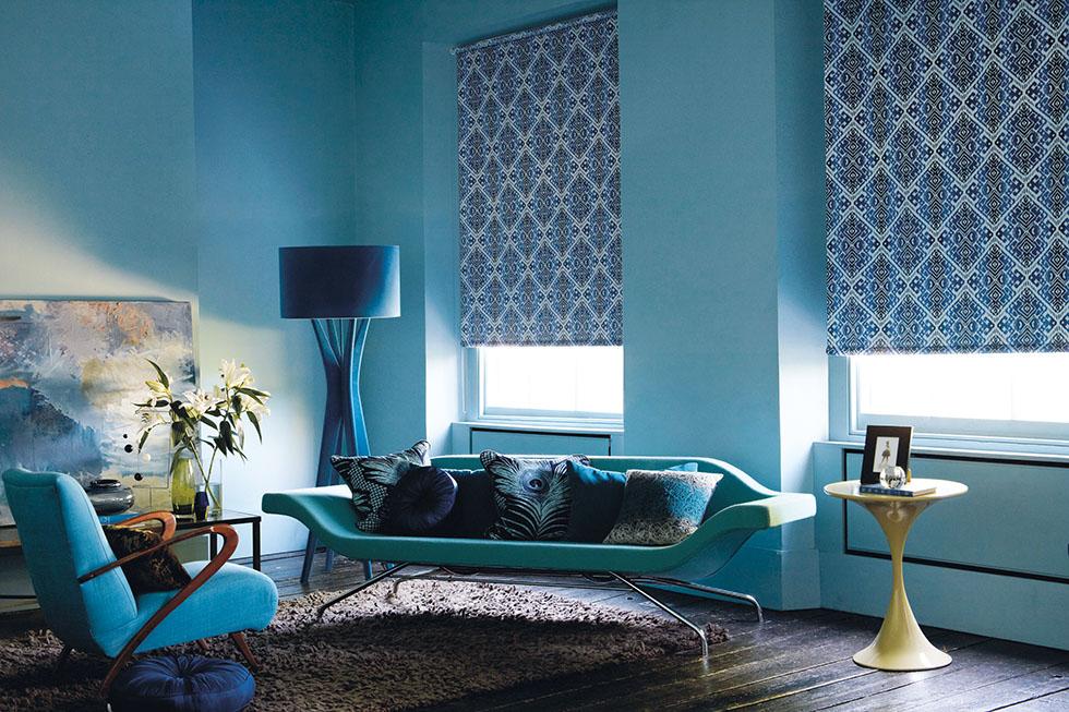blue-pattern-blinds